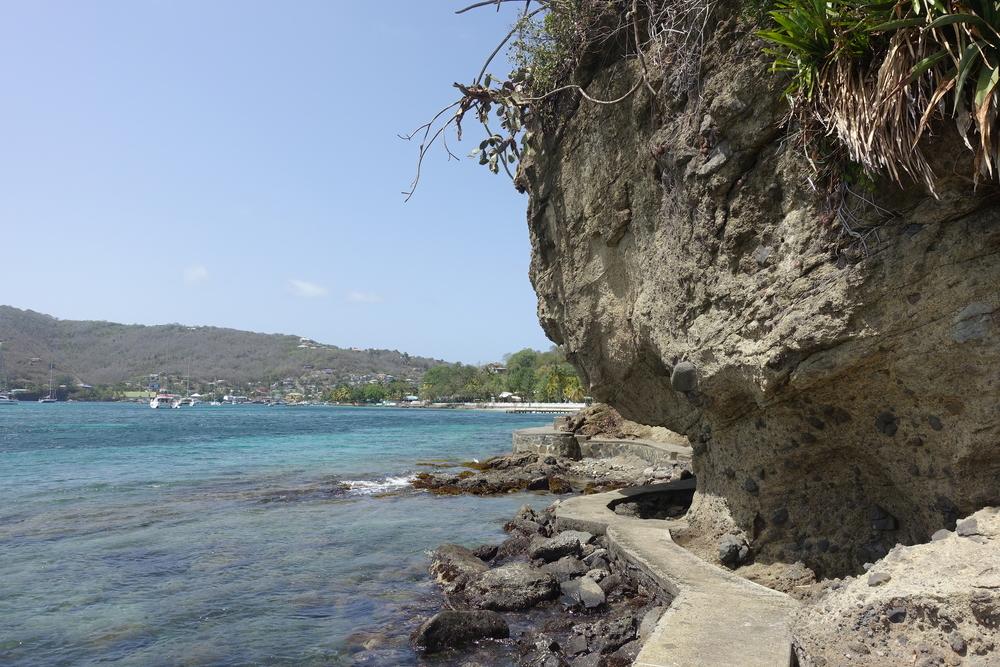 coastal walk from Margaret's beach to port elizabeth