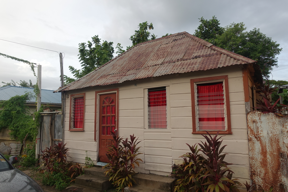 house, gros islet