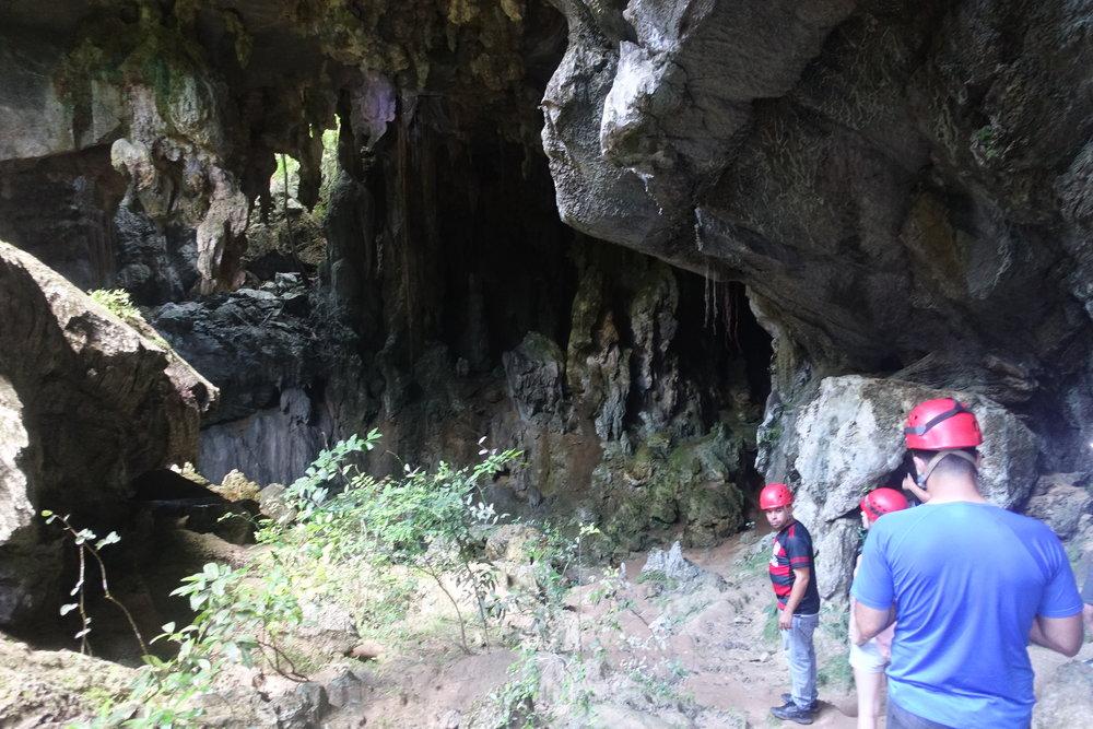 gran caverna de santo tomas