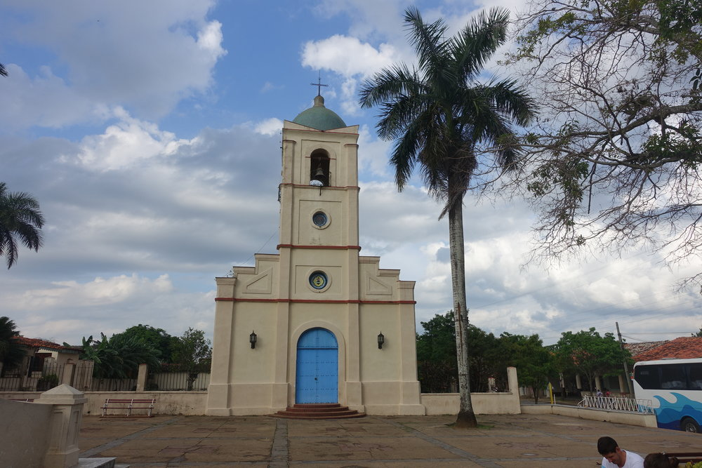 church   Viñales