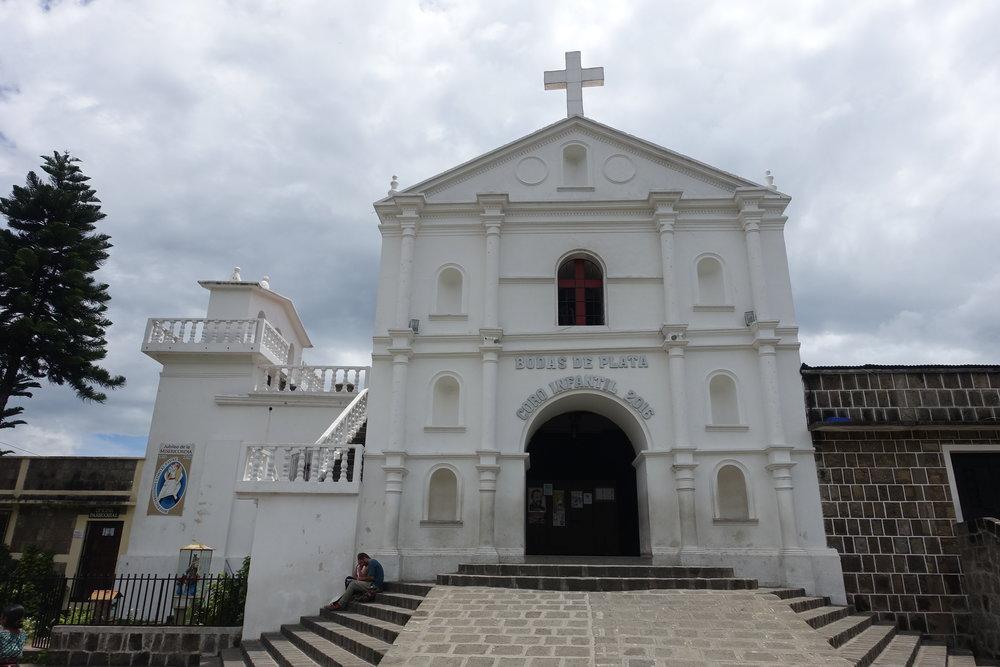 san pedro's church