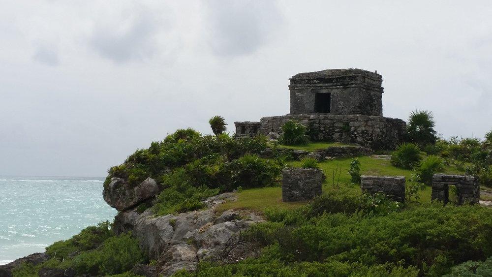 templo del dios del viento
