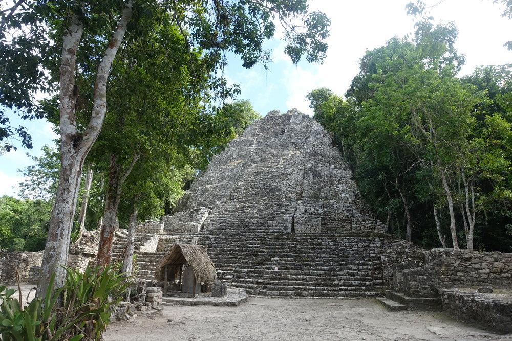 grupo coba pyramid