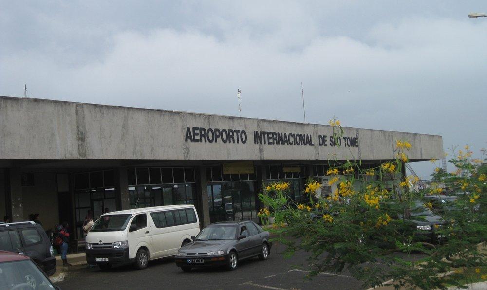 sao tome international airport
