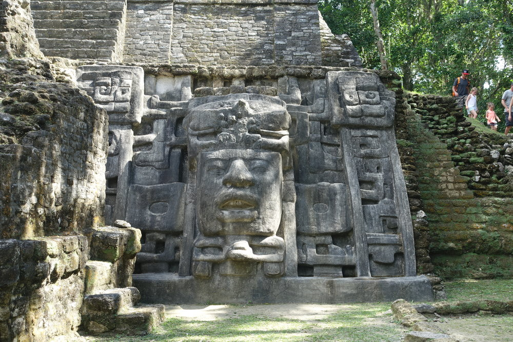 mask temple