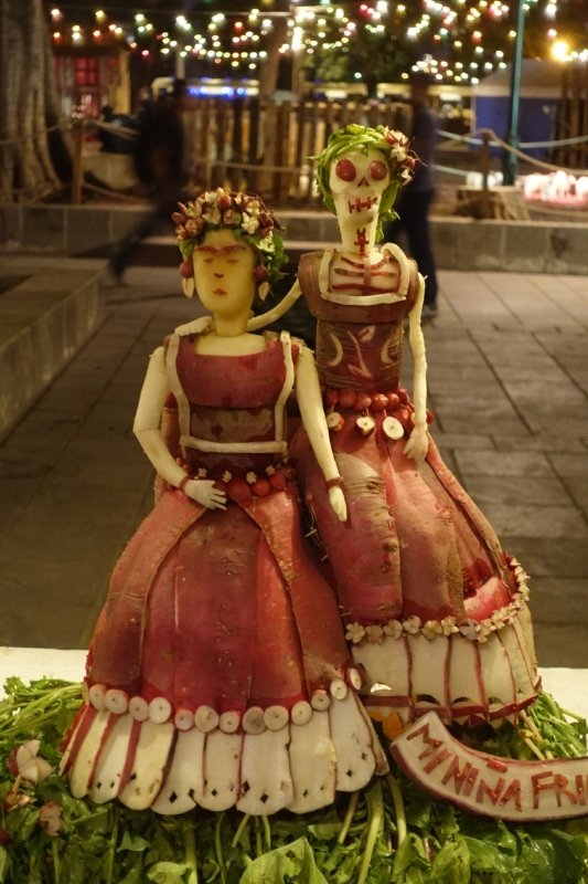 frida kahlo's image is everywhere in mexico