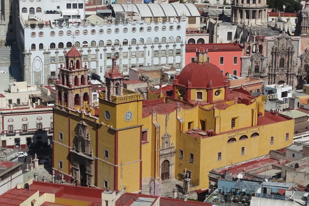 the basilica de nuestra senora
