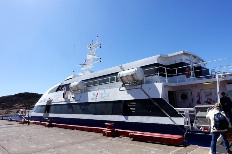 St Pierre Ferry