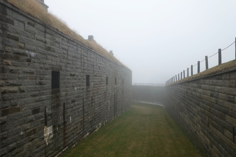 the citadel, halifax