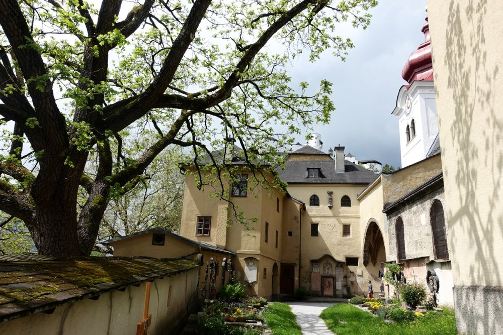 historic salzburg