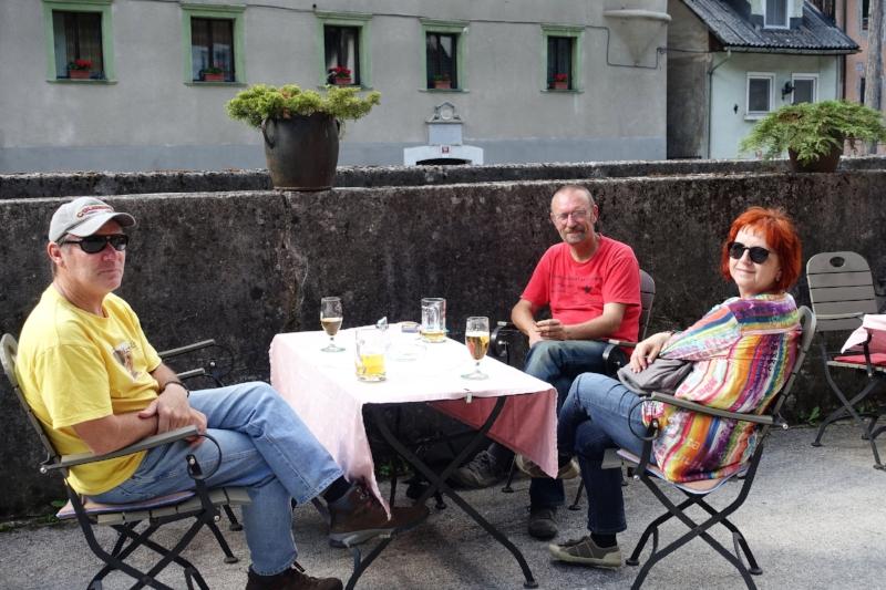 beer o'clock in kropa