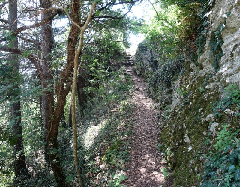 cliff path