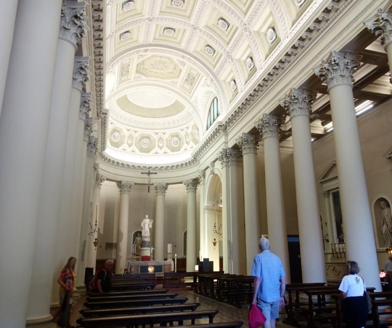 the basilica to san marino