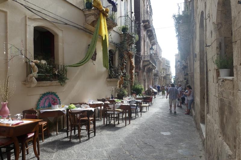 Restaurant, Ortigia