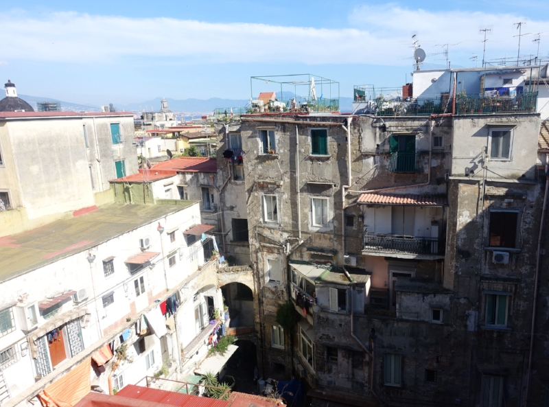 Rooves of Naples