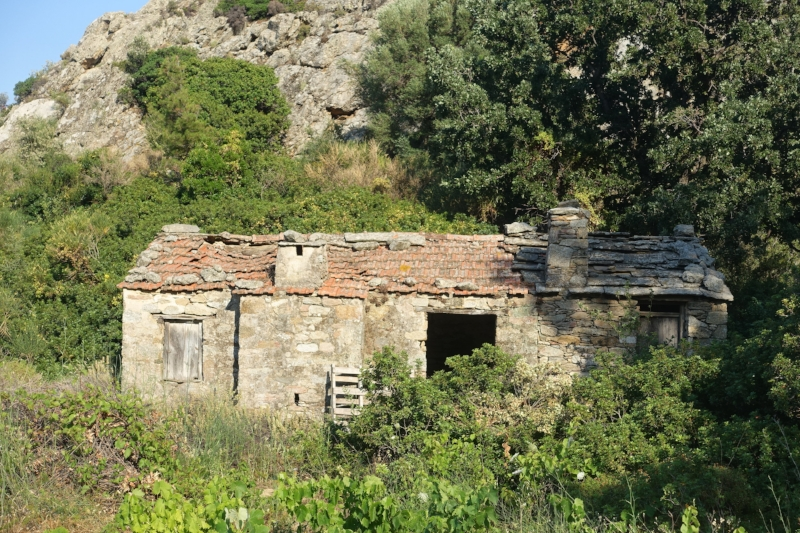 old farmhouse, ikaria