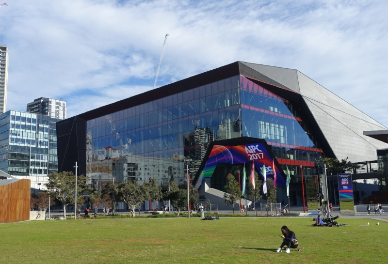 sydney convention centre, darling harbour