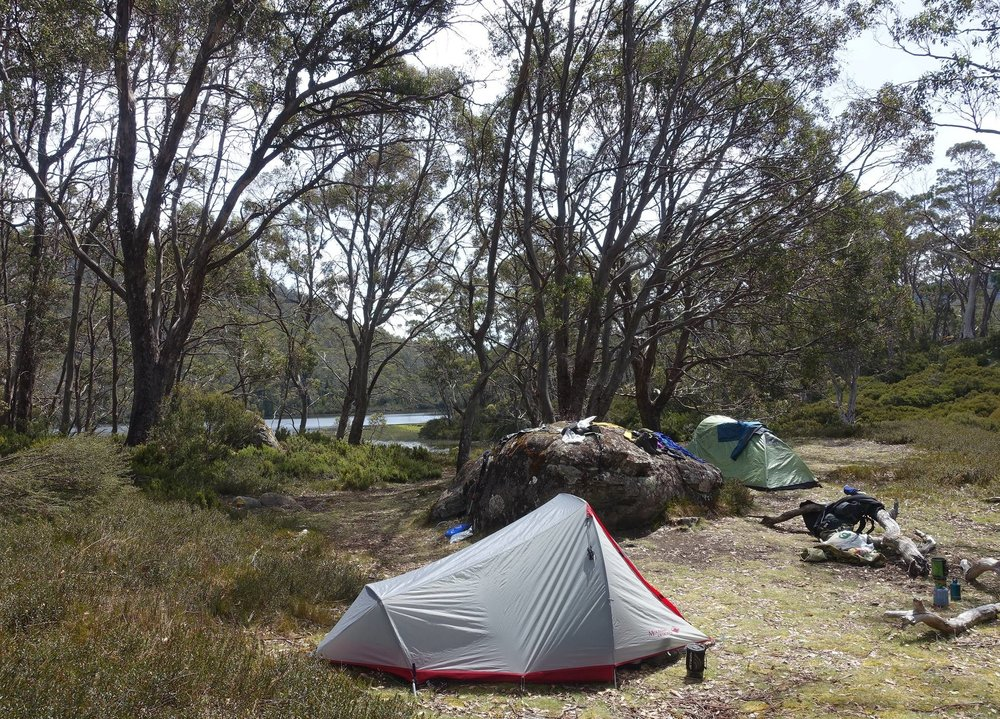 junction lake campsite