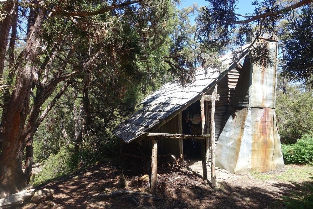 junction lake hut