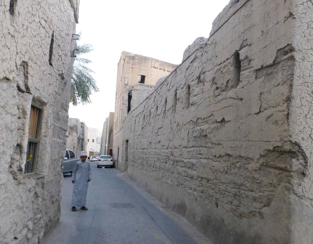 back streets of nizwa