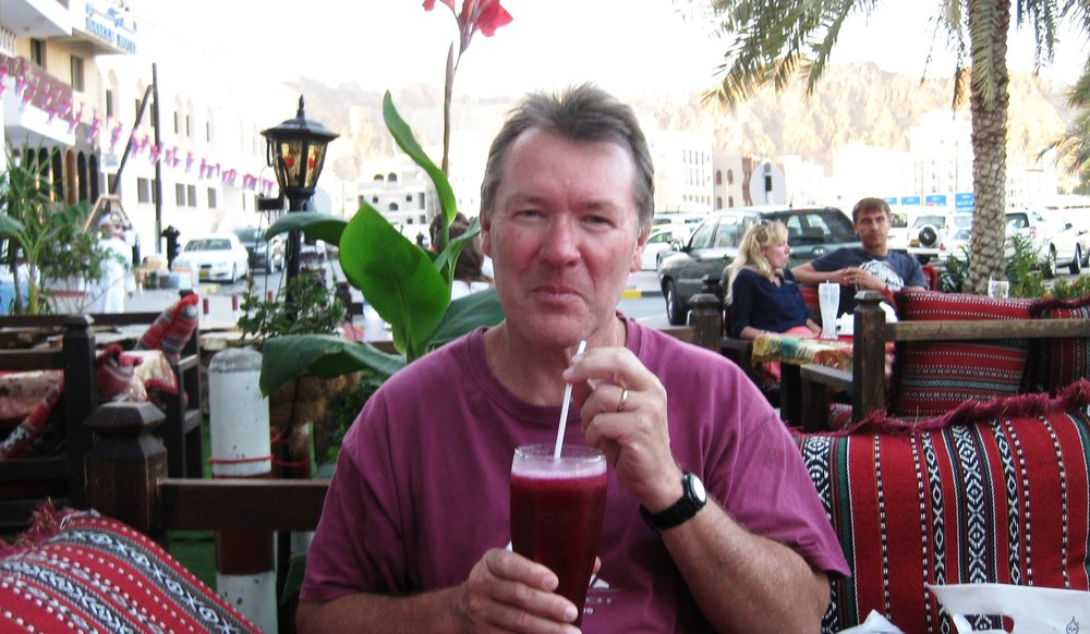 pomegranate juice o'clock