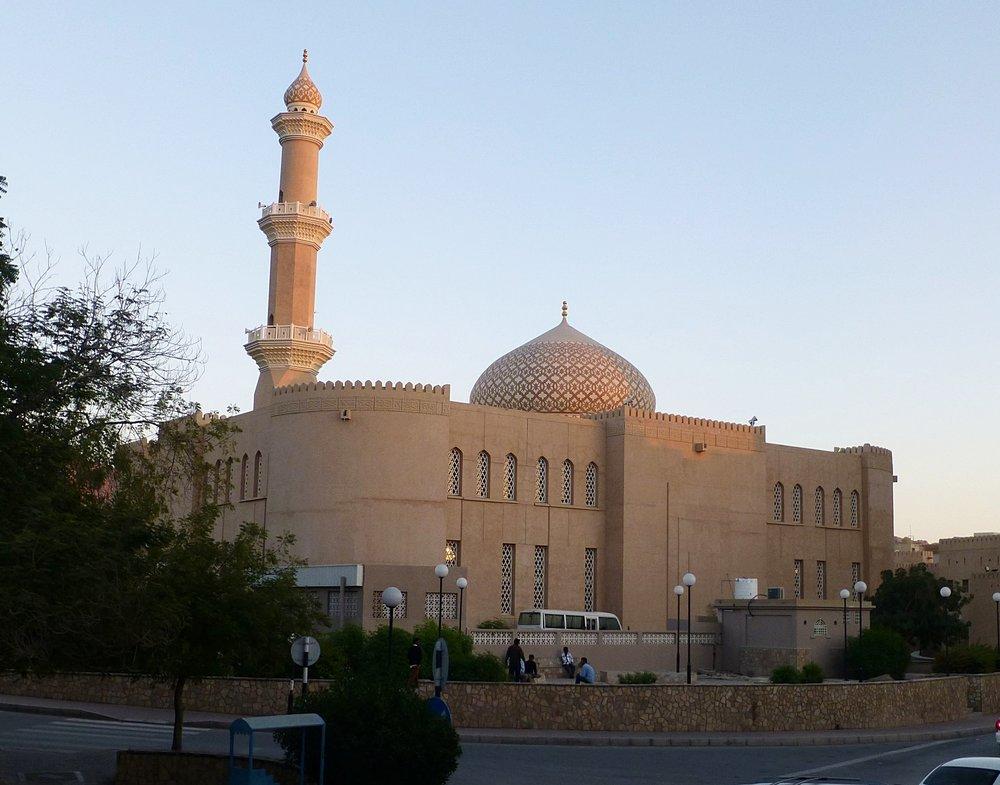 nizwa mosque