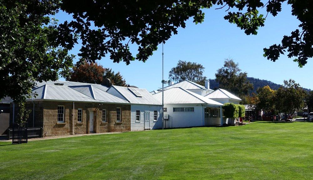 Richmond village green