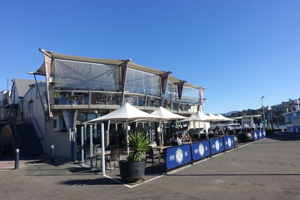 clarence hotel on bellerive boardwalk