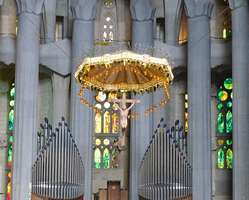 inside la sagrada