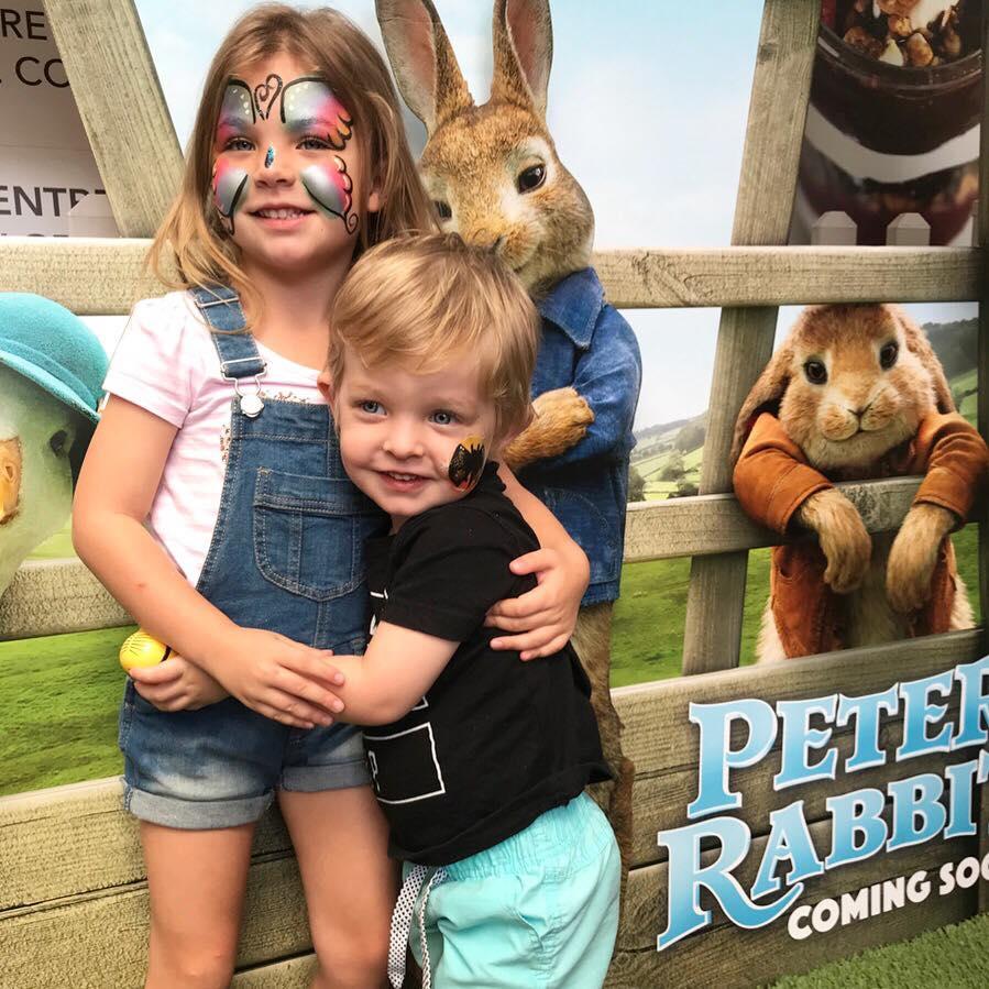Bunny pop-up @ Portside Wharf