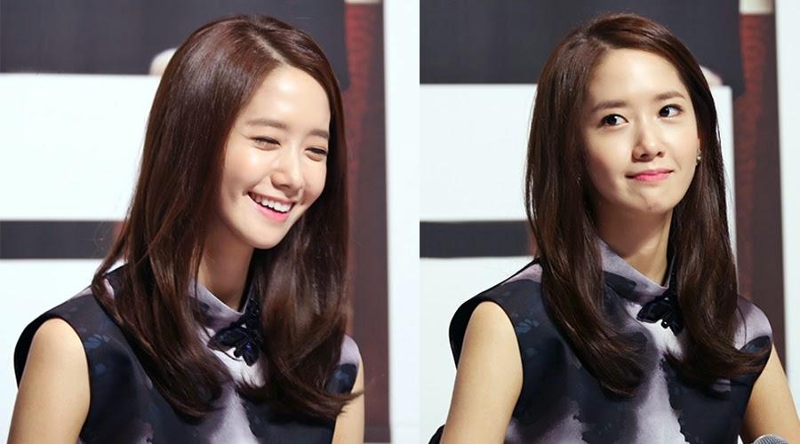 Hair yoona brown YoonA's Hairstyles~