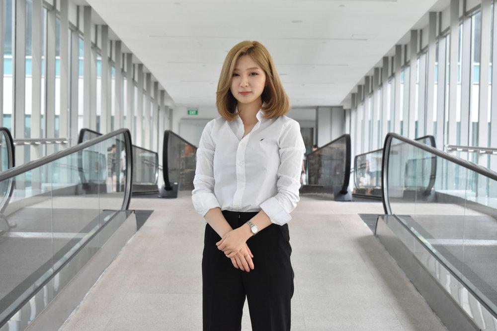 Jane Lim (임지현) - Korean Senior Stylist (Novena)