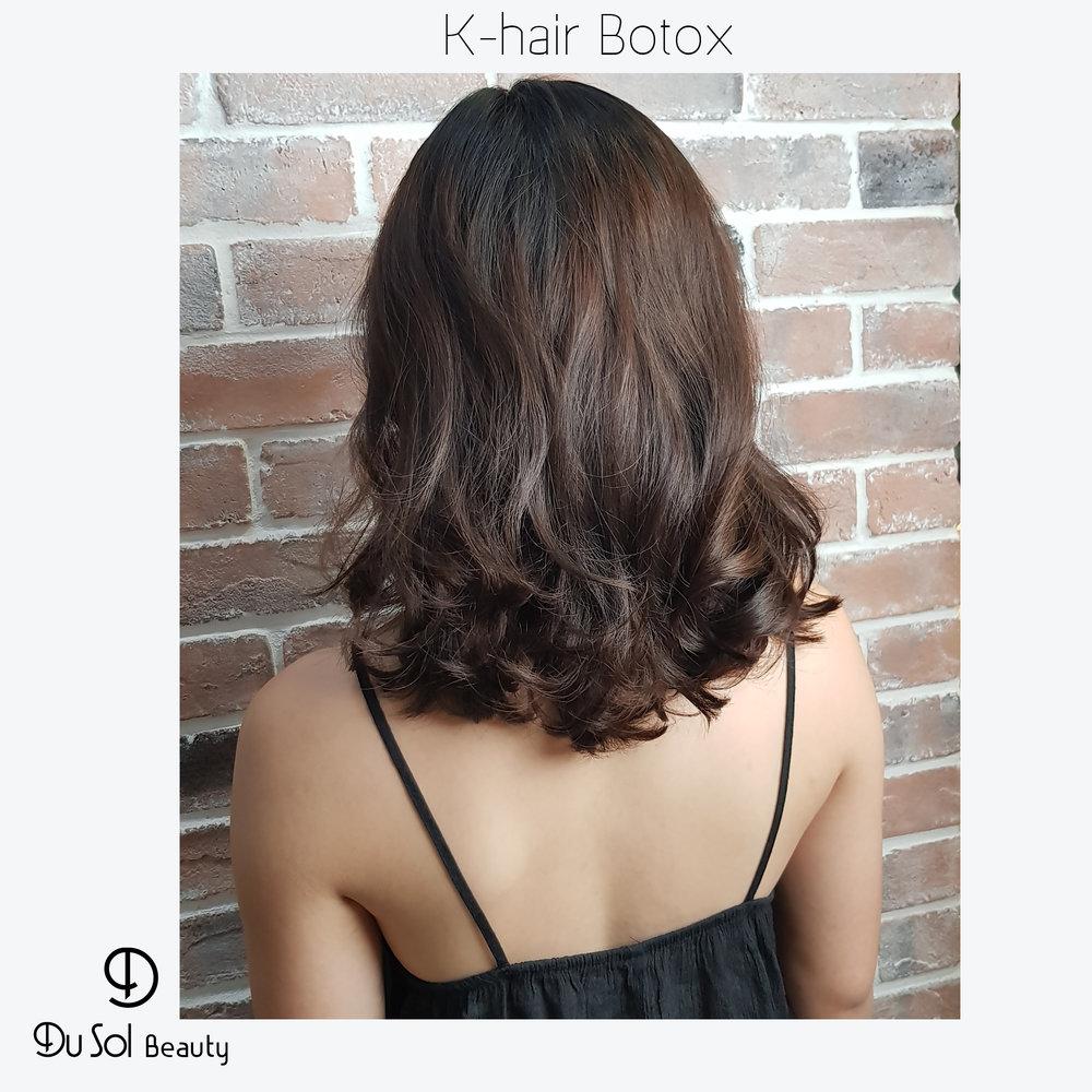 K-Botox Hair Treatment