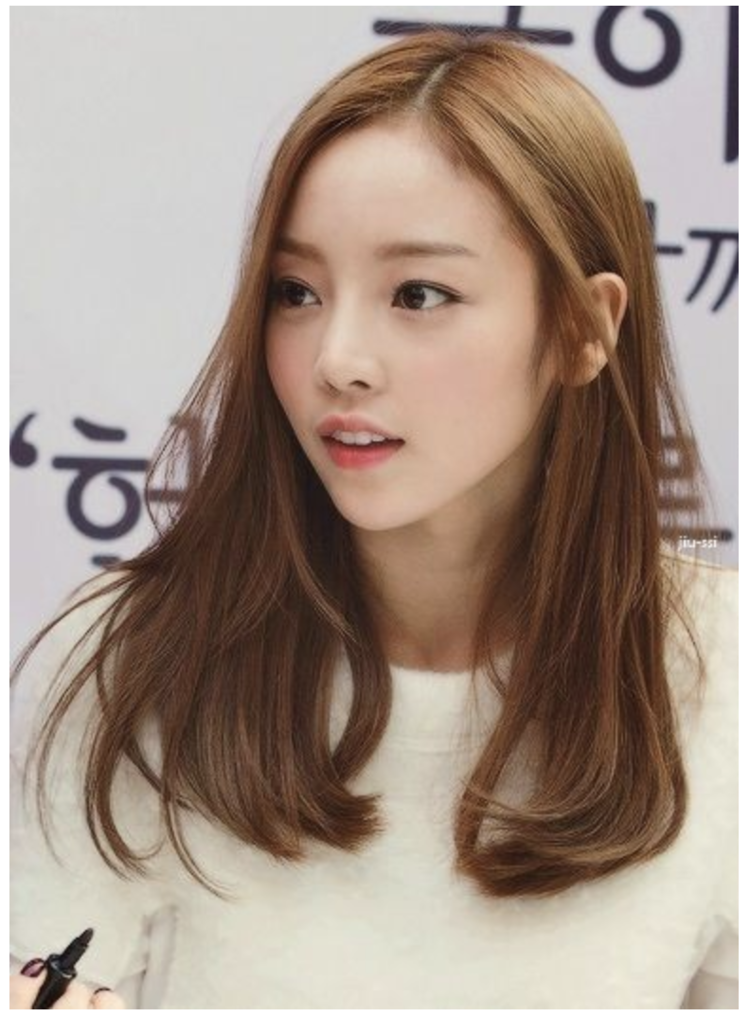 Best Korean New Hair Color 2015 Image Collection