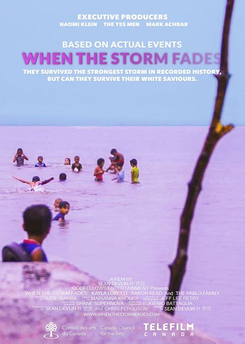 When The Storm Fades - 15th November 7PM