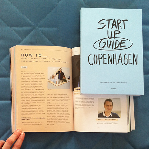 ENG: Case about TEC OUT as startup in StartUpGuide Cph. 11/2015