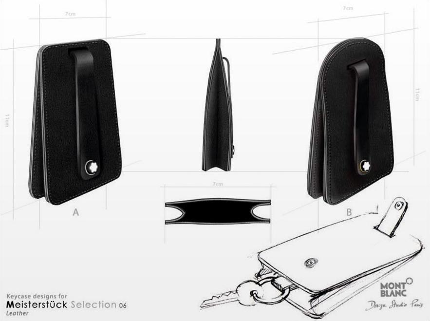 MONT BLANC I Product design