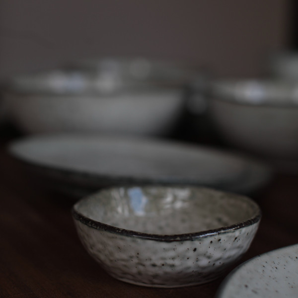 Rustic Dinnerware, from £5 -  Decorum