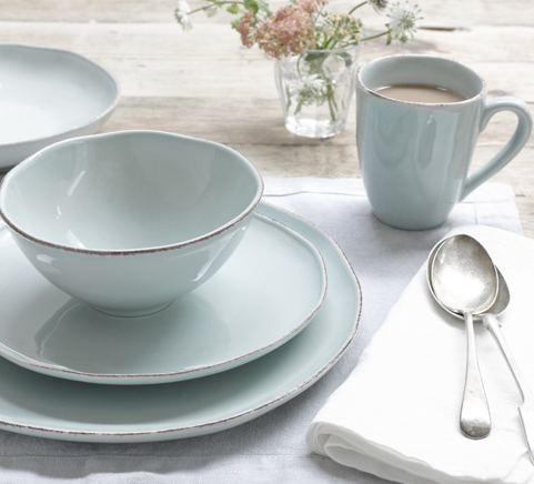 'Wobbler' tableware, from £35 for a set of four mugs - Loaf