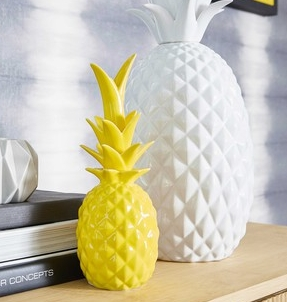 Porcelain pineapple, £15.59 - Maisons Du Monde