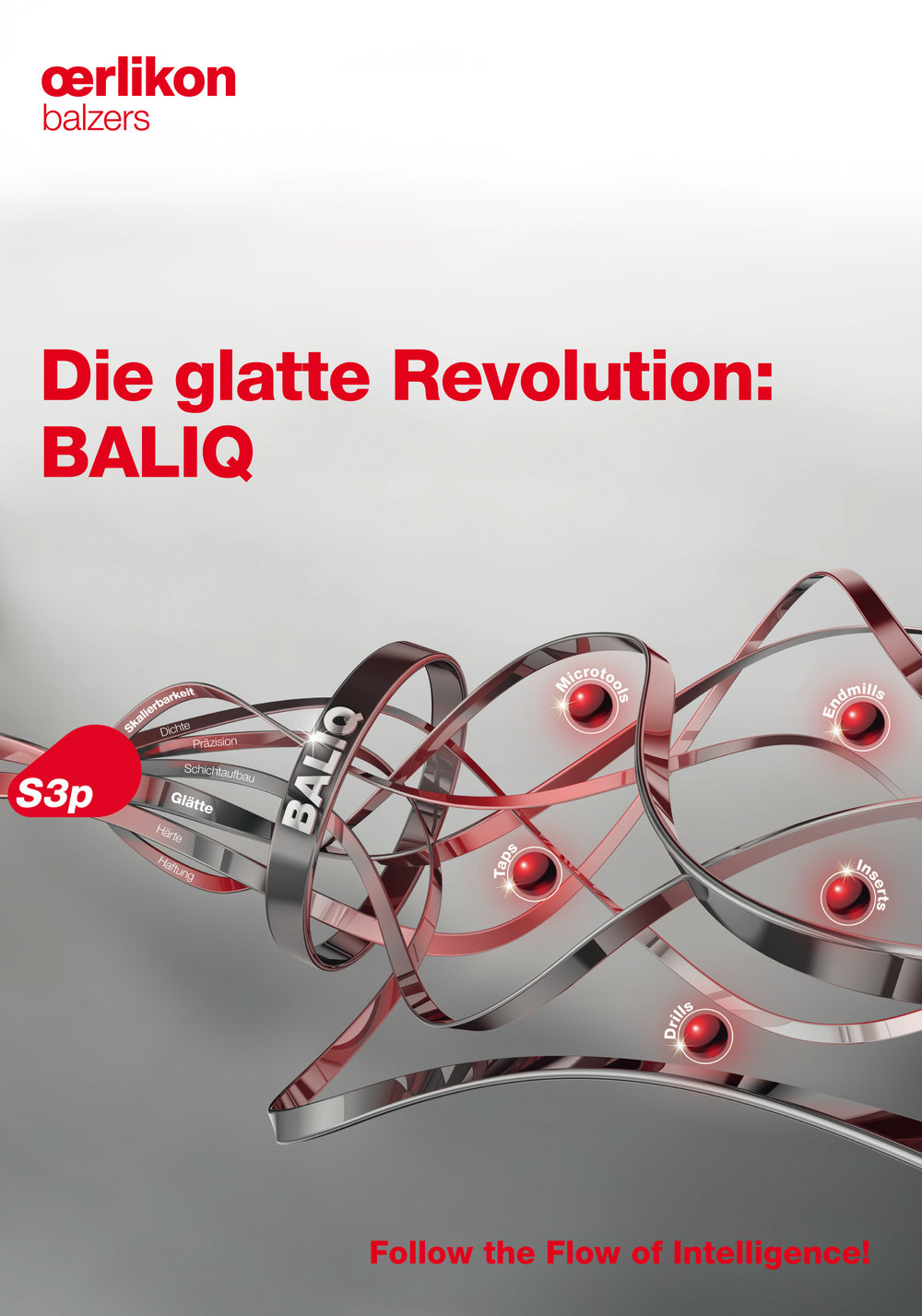 Broschüre Oerlikon Balzers - BALIQ 1