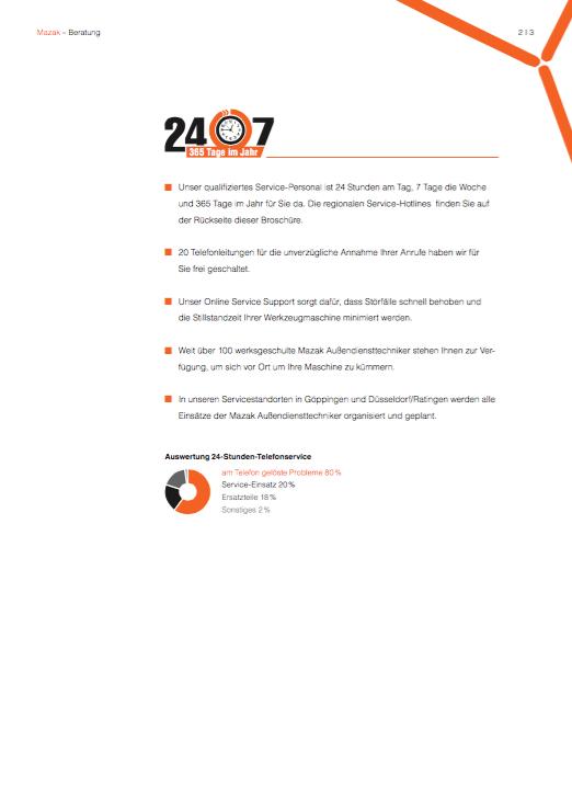Mazak Werkzeugmaschinen - Broschüre 4
