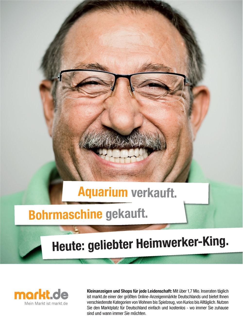 Anzeige markt.de - Heimwerker-King