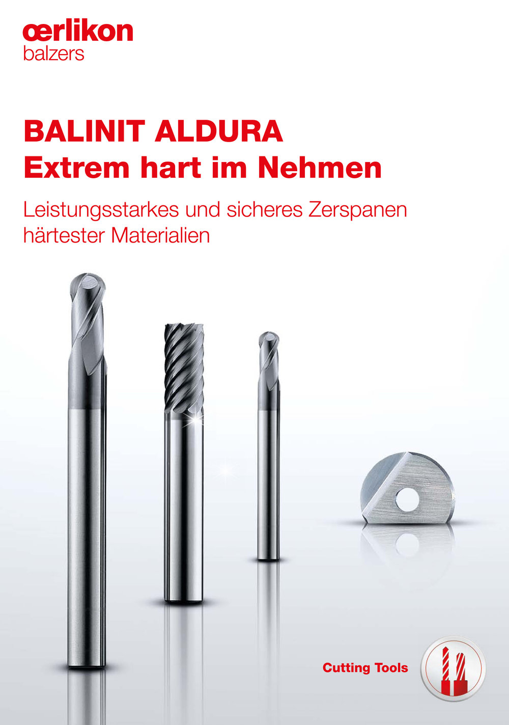 Produktbroschüre BALINIT ALDURA - Oerlikon Balzers