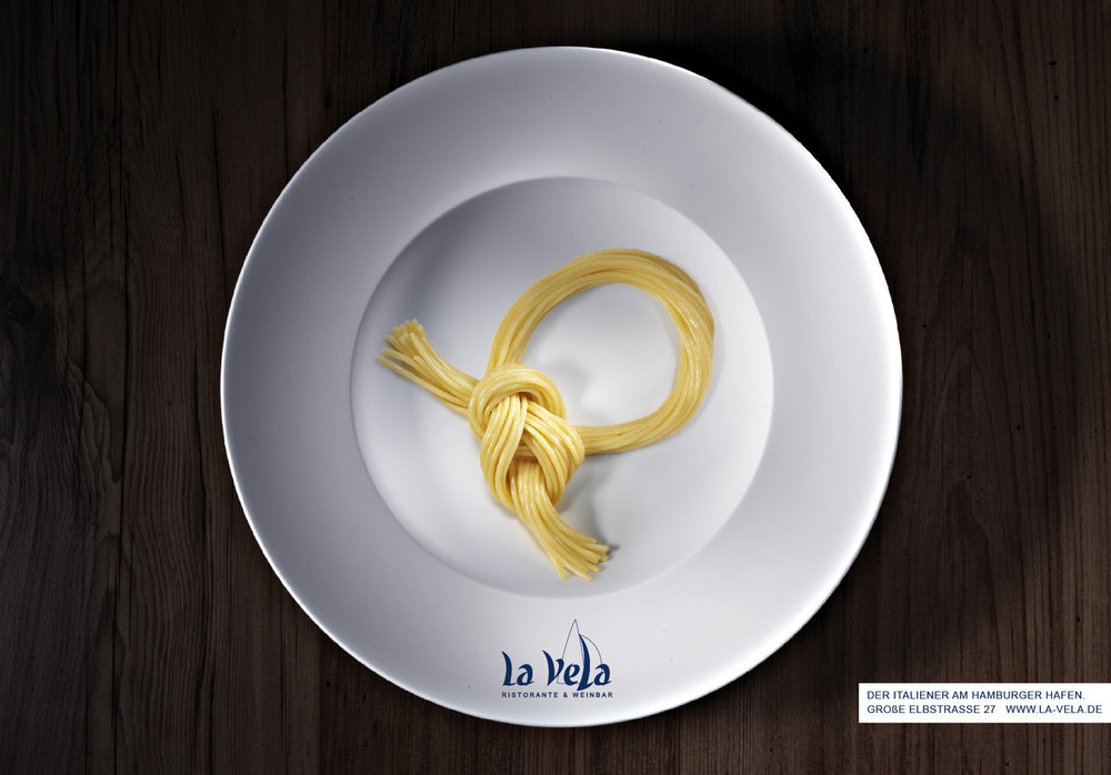 La Vela Ristorante - Palstek - Plakat 2
