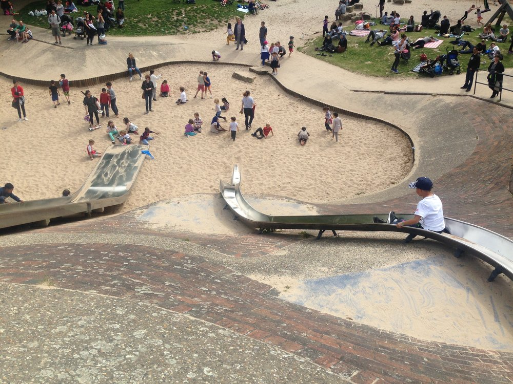 London Study of Playgrounds