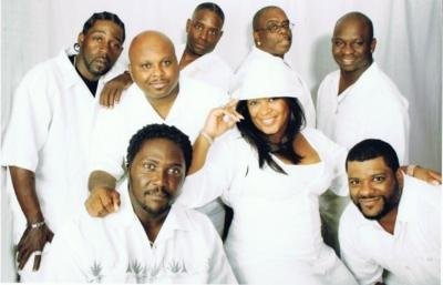 Valarie Adams and The Dimension