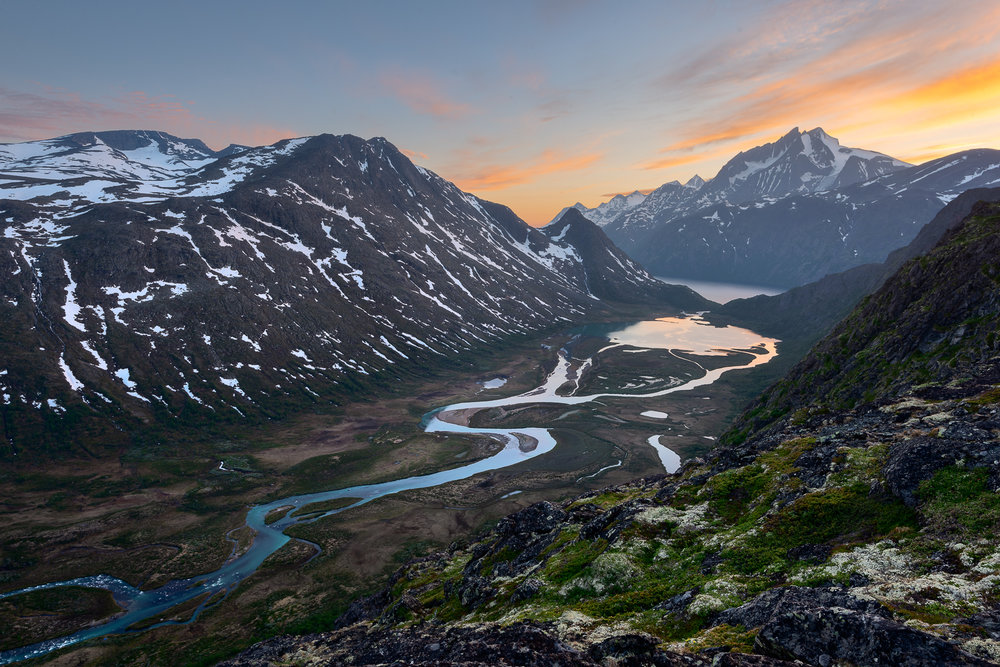 Returning to Jotunheimen to conquer new peaks and find new gems. -