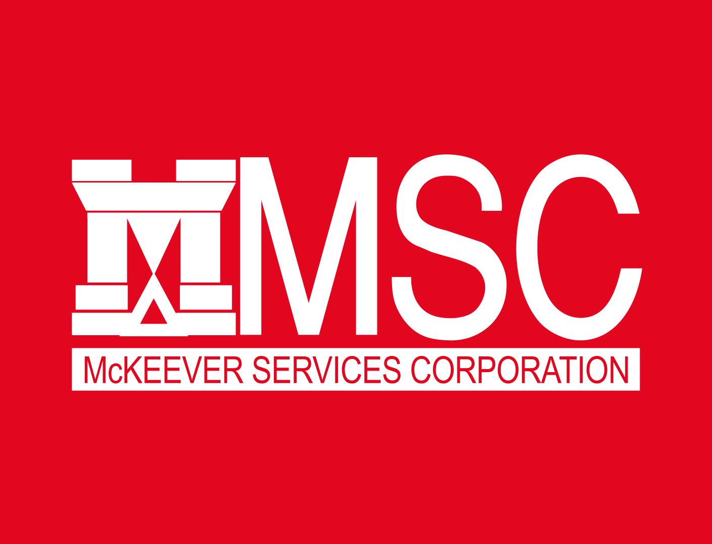 MSC - McKeever Services Corporation