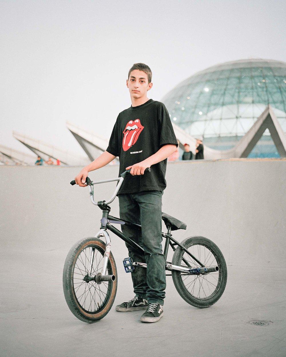 Mohammad Reza, 16